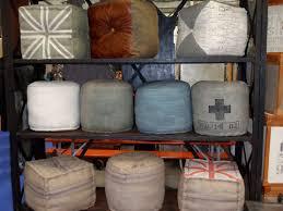 decorative or practical burlap furniture