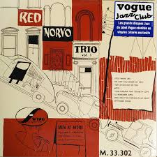 The <b>Red Norvo</b> Trio - <b>Men</b> At Work Vol.1 (2017, brown, Vinyl) | Discogs