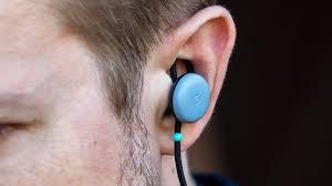 Google <b>Pixel</b> Buds: AI-powered <b>headphones</b> - YouTube