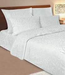 Комплект <b>постельного белья Verossa</b> Страйп Магический узор <b>2сп</b>