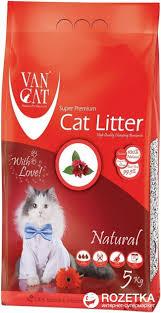 ROZETKA   <b>Наполнитель</b> для кошачьего туалета <b>Van Cat</b> Super ...