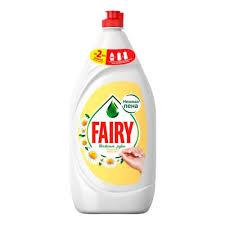 <b>Средство для</b> мытья посуды <b>FAIRY</b> Нежные руки Ромашка и ...