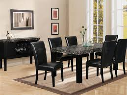 Black Leather Dining Room Chairs Luxury Dining Room And Impressive Extra Dining Room Chairs Also