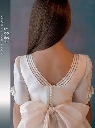 Pin de Maribel en <b>vestido</b> | <b>Vestidos</b> para <b>primera comunion</b> ...