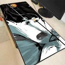 <b>Mairuige</b> Bleach <b>Japan Anime</b> Large Gaming Mouse Pad Lock Edge ...