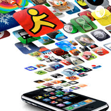 Uses of mobile phones and apps in human services field