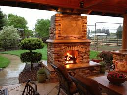 outdoor fireplace paver patio:  maxresdefault