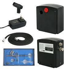 Compressor <b>Paint Sprayer</b> In <b>Airbrush</b> Systems & <b>Sets</b> for sale | eBay