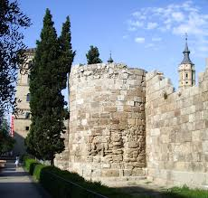 Muraille romaine de Saragosse