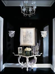 black lacquer furniture hall traditional with art black white black black lacquer furniture paint