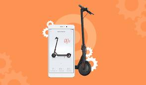 Как подключить самокат <b>Xiaomi Mi Electric</b> Scooter к смартфону