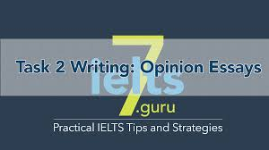 ielts writing task opinion essays ielts guru