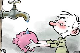 Image result for water scarcity cartoons