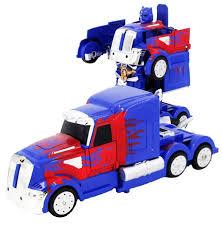 Купить <b>радиоуправляемый трансформер Meizhi</b> Optimus Prime ...