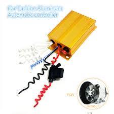 <b>Car</b> Turbine Aluminum Automatic controller for <b>35000 RPM electric</b> ...