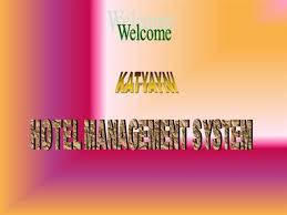 hotel management system  authorstreamhotel management systems