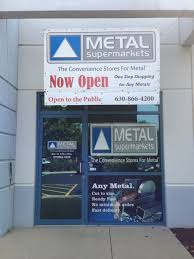 Chicago (Bolingbrook) | <b>Metal</b> Supermarkets - <b>Steel</b>, Aluminum ...
