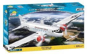 <b>Cobi</b> Холодная Война Самолет C-47 Дакота Скайтрэйн (<b>Cobi</b> ...