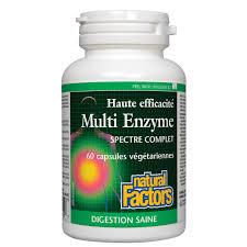 Enzymes & digestion - <b>Multi Enzyme</b> Full Spectrum <b>High Potency</b> ...
