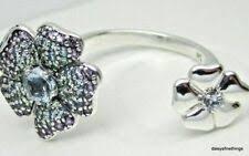 <b>PANDORA</b> фианит разноцветный модные <b>кольца</b> - огромный ...