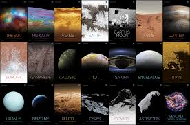 Solar System and Beyond Poster <b>Set</b> | NASA Solar System Exploration