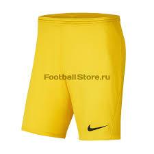 <b>Шорты игровые Nike Dry</b> Park III NB BV6855-719 – купить в ...