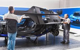 Of Bugattis The Making Of Bugatti39s Vision Gran Turismo Concept Video