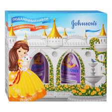 Подарочный набор JOHNSON'S BABY Для девочек (<b>Детский</b> ...