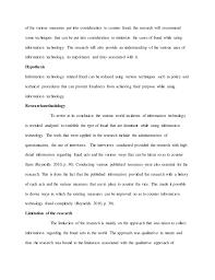 essay about information technology  wwwgxartorg information technology essay samplethrough the knowledge
