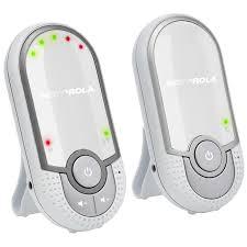 Купить <b>радионяню Motorola MBP</b> 11 белый в интернет магазине ...