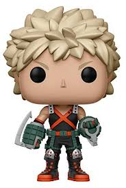 Funko POP Anime My Hero Academia Katsuki Action ... - Amazon.com