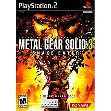 Metal Gear Solid 3 Snake Eater - PlayStation 2: Artist ... - Amazon.com