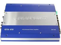 Купить автомобильный <b>усилитель Blaupunkt GTA 470</b> ...