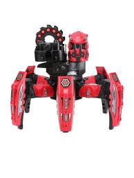 """<b>Радиоуправляемый боевой робот-паук</b> """"Dark mars Blaster"""" HQ ..."""