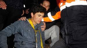 Kayseri'de uçurumda mahsur kalan genç 6 saatte kurtarıldı