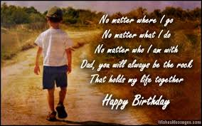 Birthday Wishes for Dad: Quotes and Messages | Sms Text Messages via Relatably.com