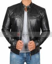 <b>Leather</b> Jackets for <b>Men</b> - <b>Real</b> Lambskin <b>Leather</b>