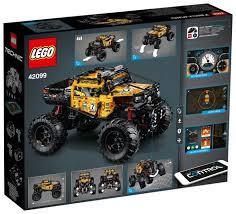 Купить Электромеханический <b>конструктор LEGO Technic</b> 42099 ...
