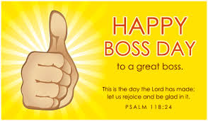 Boss Day Images, Pictures