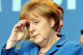 Angela Merkel potwierdziła, że zamierza w przyszłym roku ubiegać się po raz trzeci o stanowisko kanclerza Niemiec. - Ta praca sprawia mi przyjemność ... - angela_merkel_afp600