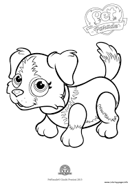 Small Picture pet parade cute dog border collie 1 Coloring pages Printable