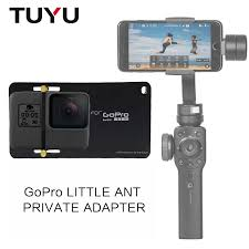 TUYU <b>stabilizer Adapter Switch Mount</b> Plate for Smooth 4 GoPro ...