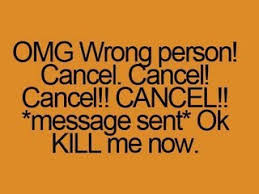 Image result for E mail to wrong person