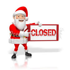 Image result for holiday closed signs images
