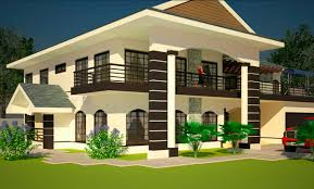House Plans Ghana         bedroom House Plans in GhanaBaden Building Plan GH¢