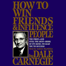 [AB] Carnegie, Dale - How to Win Friends & Influence People [M]