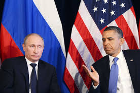 Image result for Obama vs putin