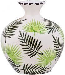 ваза lefard орион silver 354 1469 светло серый высота 27 см