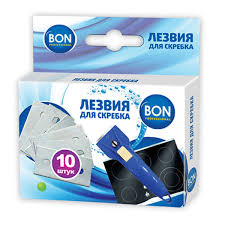 Купить <b>Лезвие к скребку</b> для стеклокерамики Bon BN-604 в ...