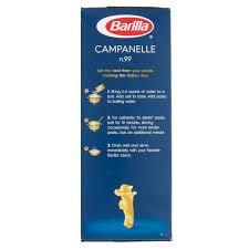 barilla pasta campanelle lb com